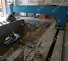 高速铁路轮轨垂横纵向力耦合加载模拟装置
