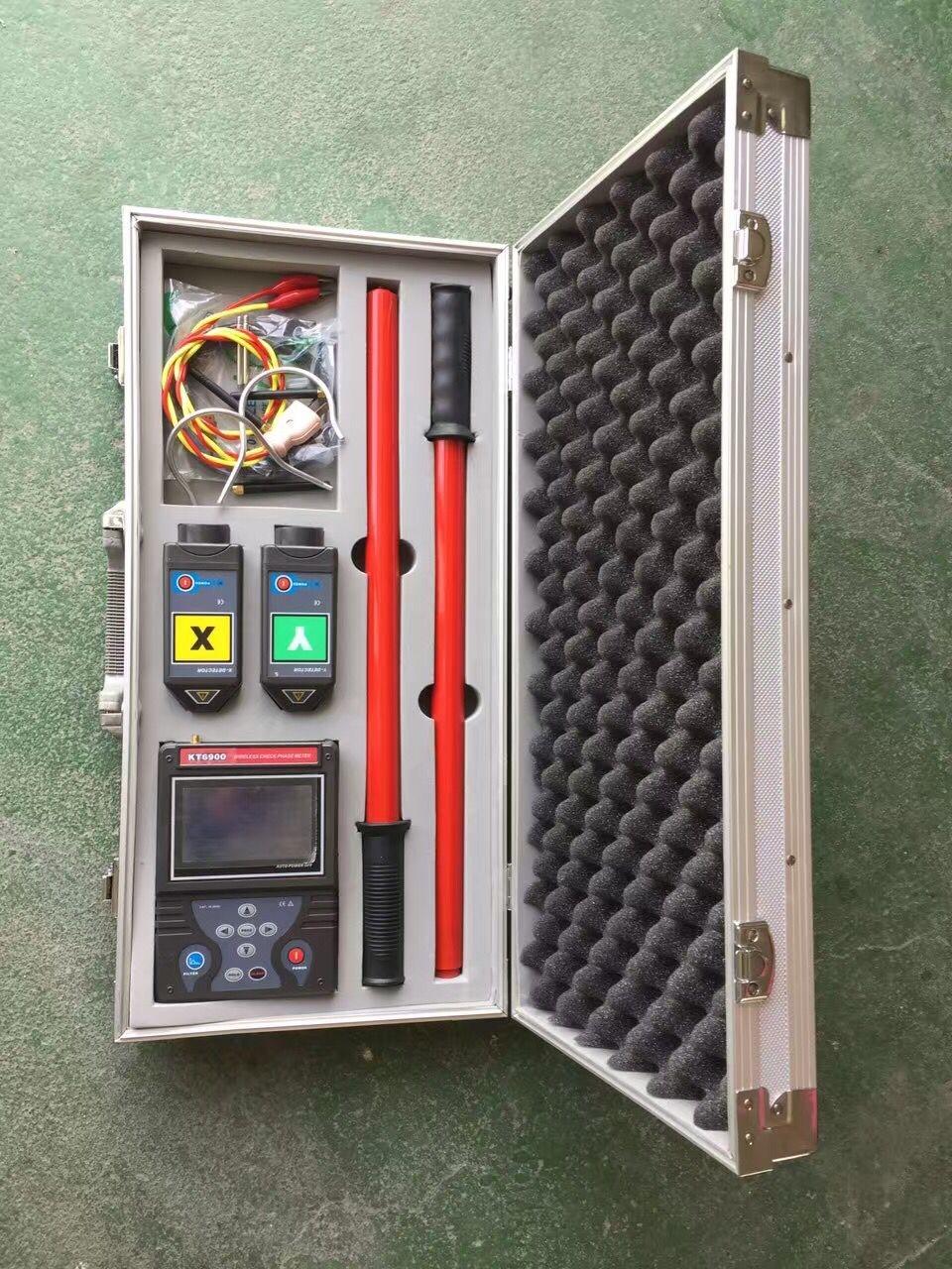 10KV35k高压无线核相仪
