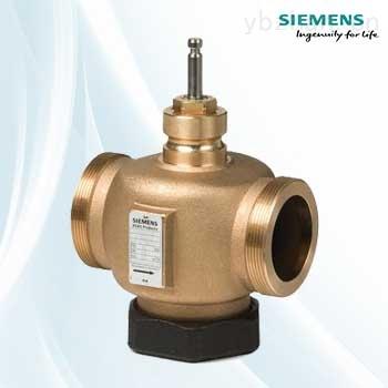 VVG41.25-西门子智能电动温度控制阀