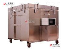 山西钢结构防火涂料隔热效率耐火试验炉