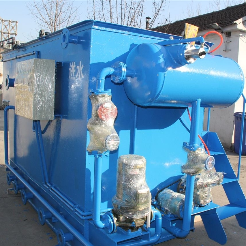 LD-株洲市一体化污水处理设备自动