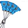 WRN一体化K型热电偶 固定锥式螺纹
