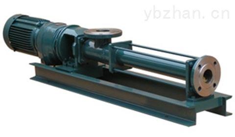 BN型螺杆泵