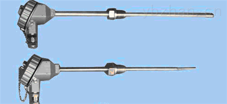 直行管接头式热电偶
