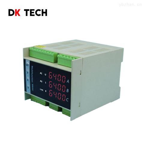 DK64DN導軌式多功能真有效值電力儀表