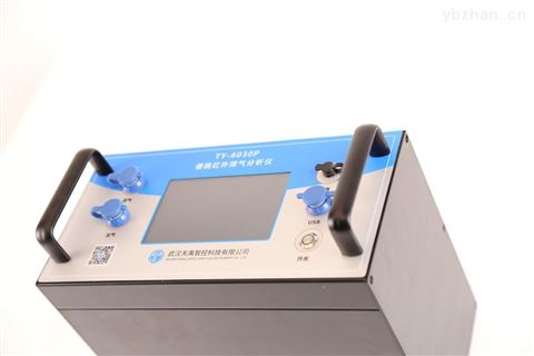 煤氣分析檢測儀