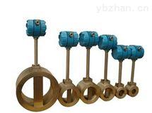 夹持式涡街流量仪,气体涡街式流量传感器
