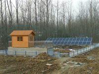 100T太阳能污水处理设备