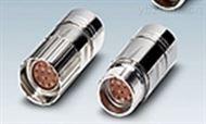 SACC-M12MRX-8CT-CL SH - 1菲尼克斯圆形连接器主要特性