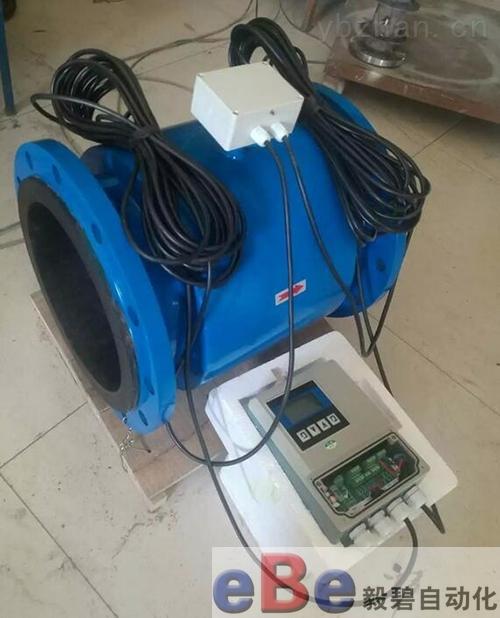 EB-LDE-DN250-地下管道電磁流量計