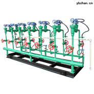 多井配水排式