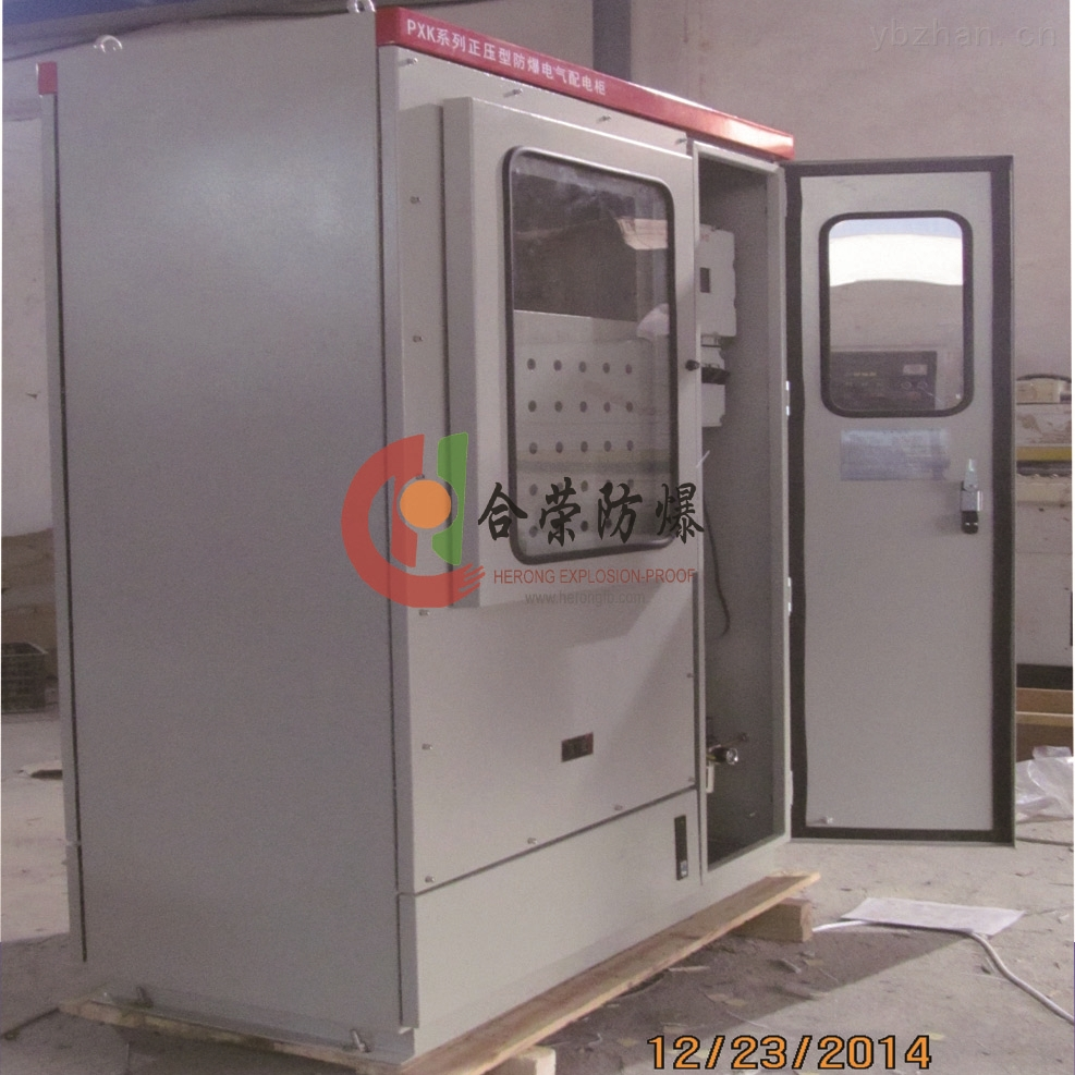 PXK-定做各种规格尺寸补偿型防爆通风正压柜