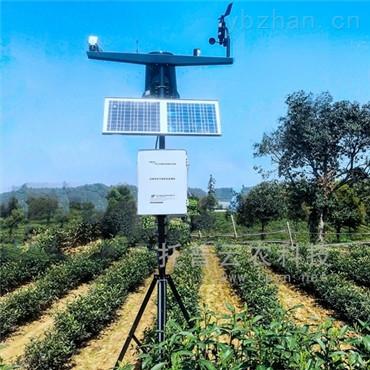農田小氣候觀測站