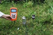土壤溫濕度記錄儀