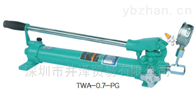 TWA-PG供应日本大阪OSAKA-jack手动压力泵