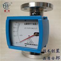 指针式金属管浮子流量计转子厂家贴牌定制