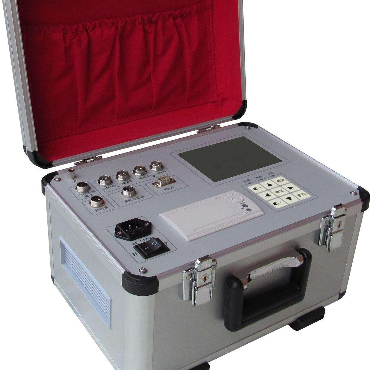 抗干扰型断路器特性测试仪