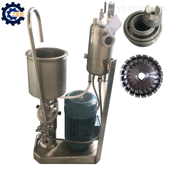 KES2000-KES2000石墨烯导热膜浆料高速分散机