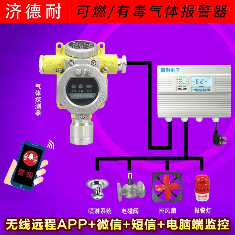 工业用氧气泄漏报警器,可燃气体泄漏报警器