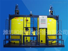 HCJYPAC加药设备生产厂家/全自动药剂投加装置