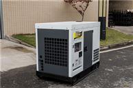 電啟動無刷25kw靜音柴油發電機