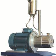 GMD2000二氧化钛高剪切研磨分散机