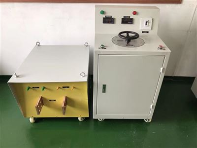 500A大电流发生器单相升流器
