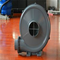 0.4KW燃烧机专用中压风机 抽尾气废气风机