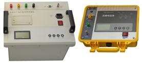 自动抗干扰大地网接地电阻测量仪