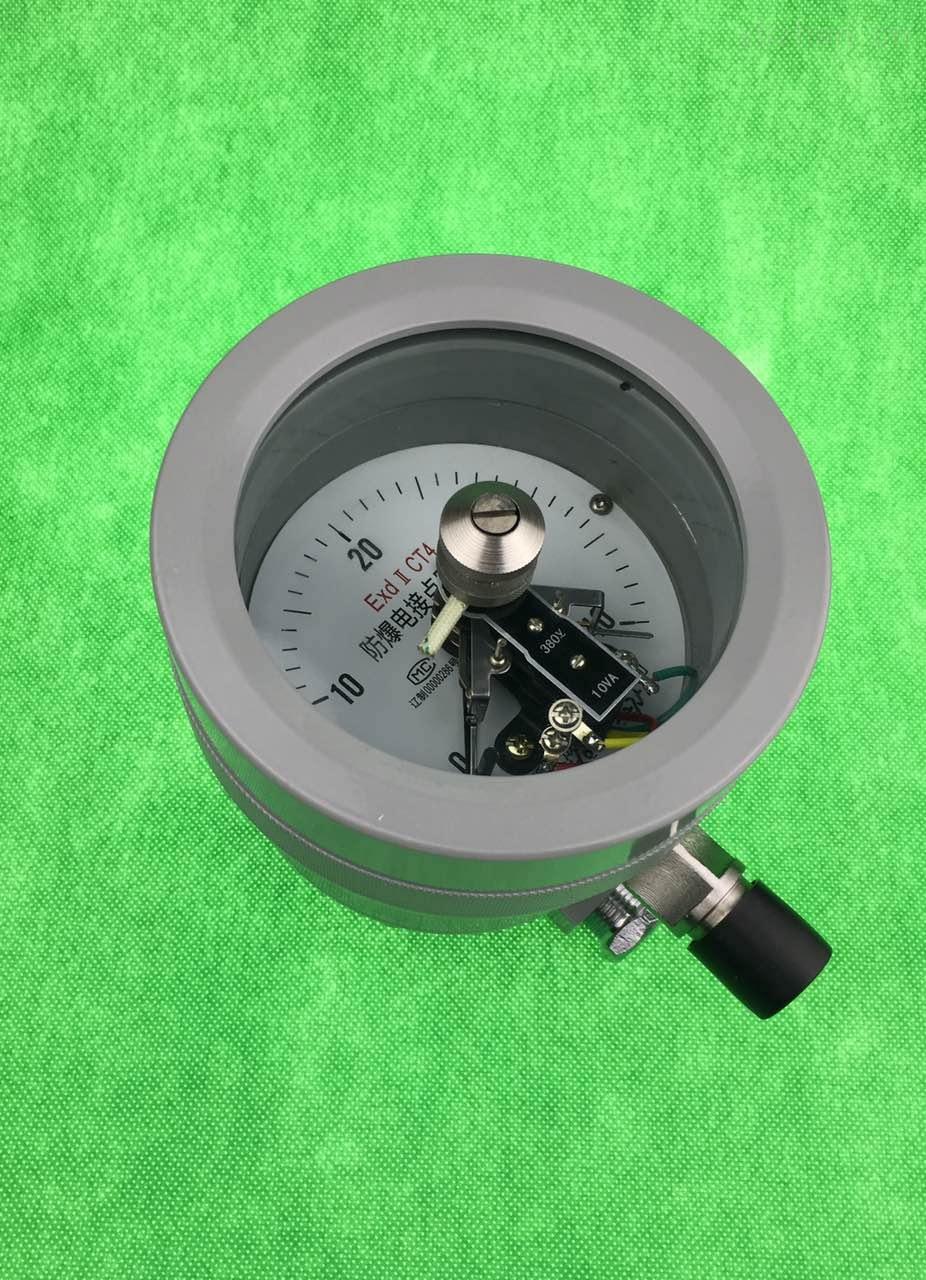 不锈钢耐震防爆电接点压力表