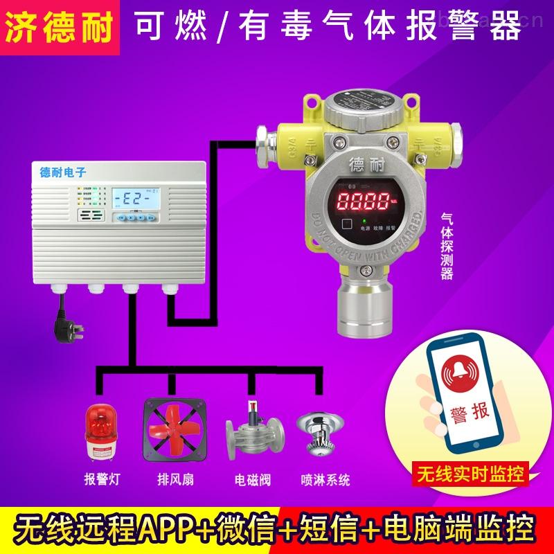 壁挂式天然气浓度报警器,可燃气体探测器