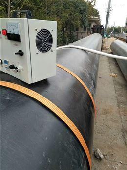 辐射交联热缩带/高温绝缘补口电热熔套