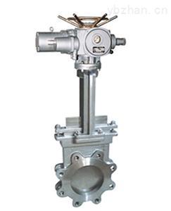 Z973H電動刀型閘閥