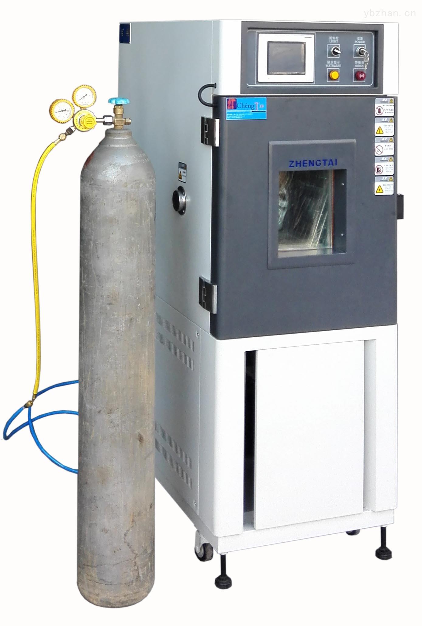 二氧化硫检定箱