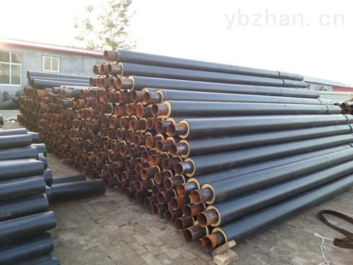 蒸汽管厂家价格/钢套钢保温管优点