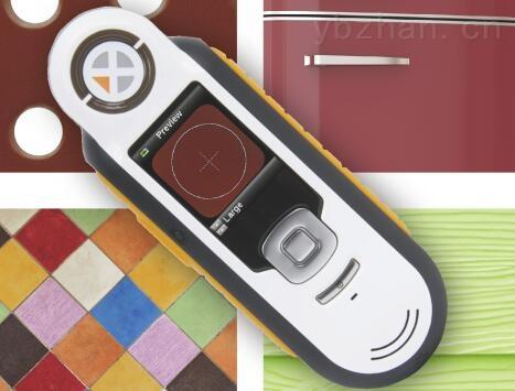 便携式爱色丽色差仪RM200QC颜色检测仪