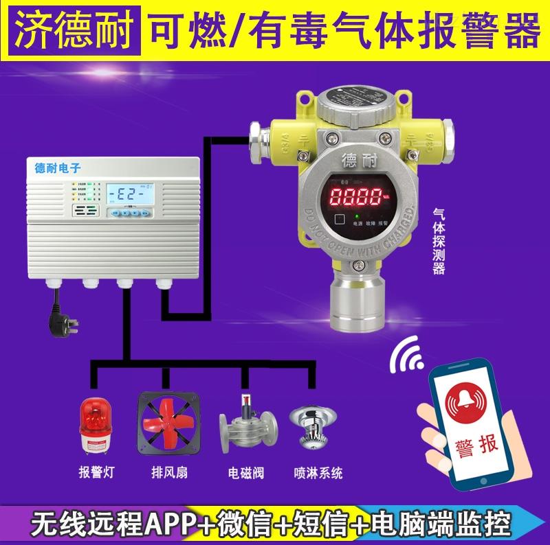 锅炉房液化气泄漏报警器,煤气报警器