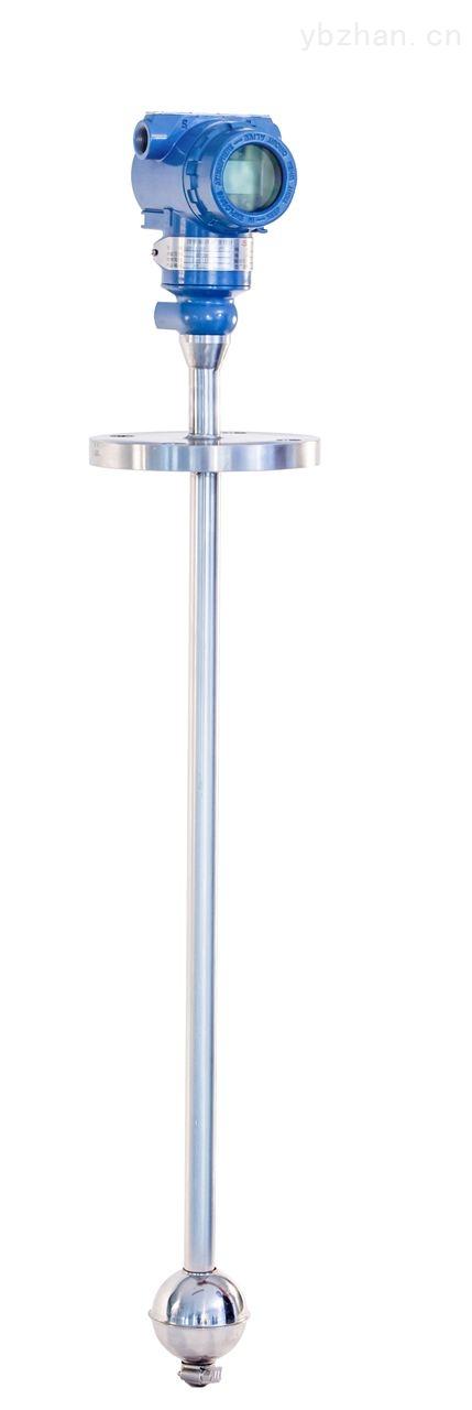 顶装磁浮球液位计优势