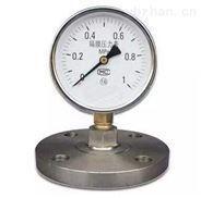 YMF-100,YNMF-100隔膜壓力表