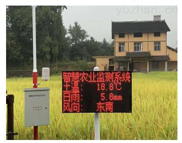 FT-NY1-農林小型氣象站信息采集系統