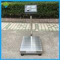 嘉定100公斤带打印电子台秤/TCS-100kg磅秤