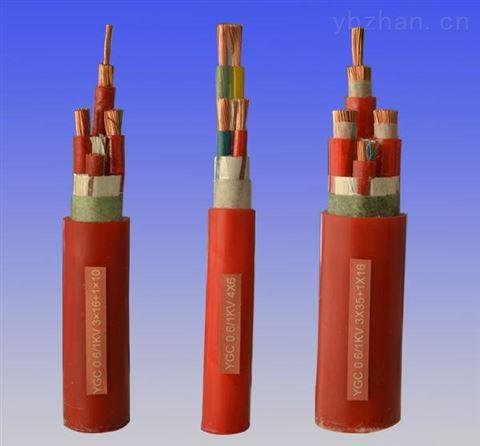 ygc-1*150硅橡胶电力电缆