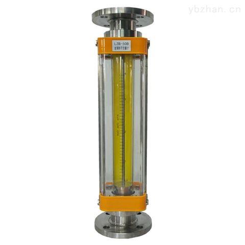 直销TKLZB型玻璃转子流量计