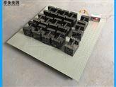 称?#20449;蘏S2吨电子地磅1.5米平台称重碳钢材质