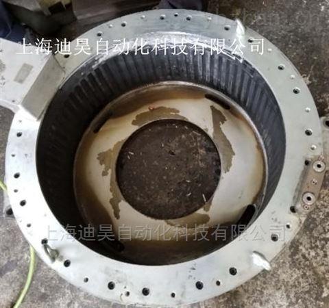 西门子力矩电机转子磁铁烂处理维修