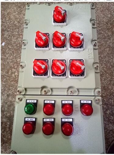 BXK-防爆KBO控制箱 防爆KBOS双电源开关箱