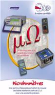 LOG OM法国AOIP(奥普)微欧计LOG OM数据管理软件  信号校验仪