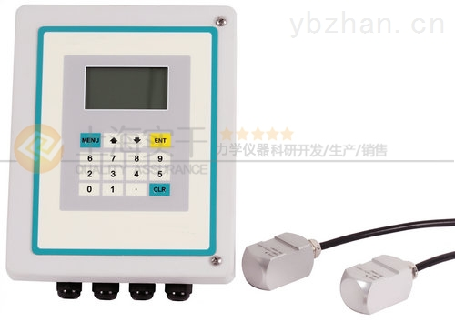 超声波流量计外夹式 常用于热(冷)量分析