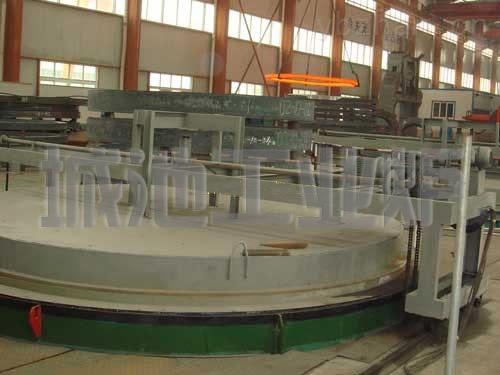 RJJ-城池牌RJJ井式电阻加热炉