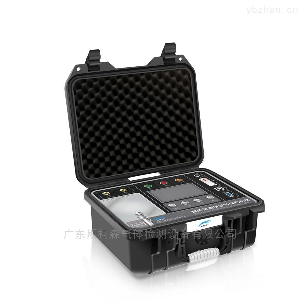 SKS-BF-ZN2H4-厂家直销肼便携式气体检测分析仪